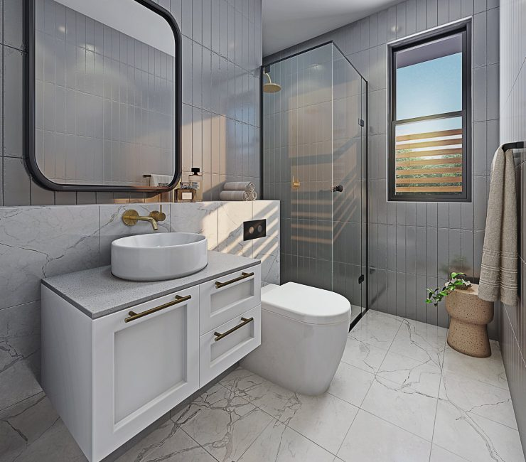 Talgai Unit 4E Bathroom